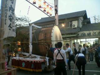 舞阪のお祭り
